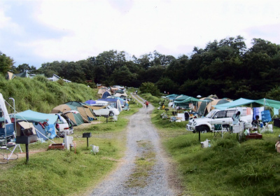 CAMPERS-INN チロリン村キャンプグランド写真1