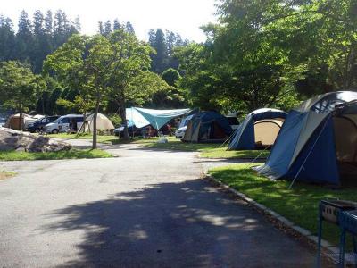 野呂山キャンプ場・オートキャンプ場写真1