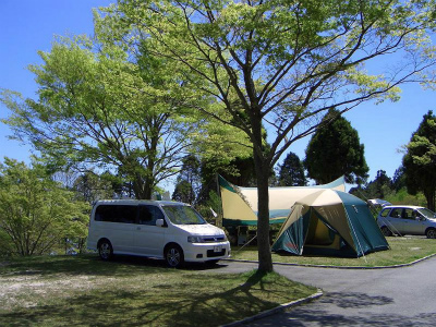 野呂山キャンプ場・オートキャンプ場写真4
