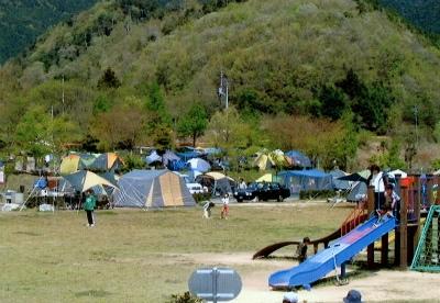 秋吉台オートキャンプ場写真2