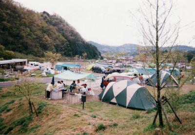 秋吉台オートキャンプ場写真3