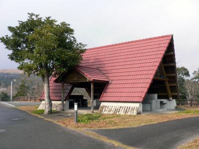 秋吉台家族旅行村オートキャンプ場写真3