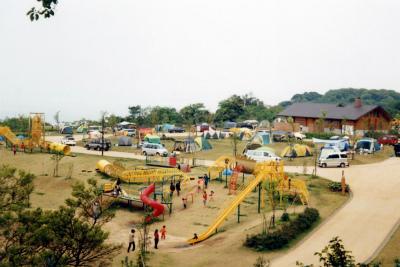 竜王山公園オートキャンプ場写真1