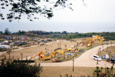 竜王山公園オートキャンプ場写真3