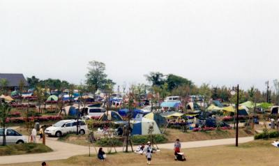 竜王山公園オートキャンプ場写真4