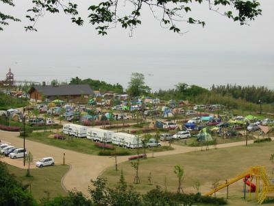 竜王山公園オートキャンプ場写真7