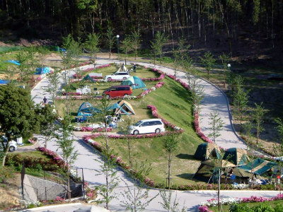 冠山総合公園オートキャンプ場写真4