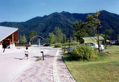 四国三郎の郷(徳島県立美馬野外交流の郷)写真1