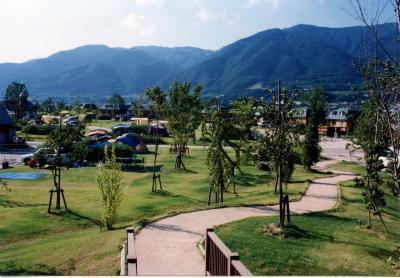 四国三郎の郷(徳島県立美馬野外交流の郷)写真2
