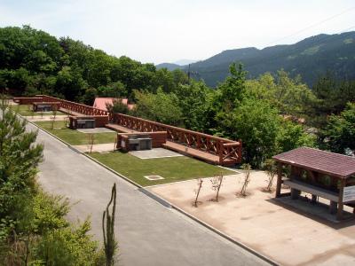 塩塚高原キャンプ場写真1