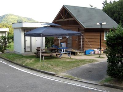 小豆島ふるさと村キャンプ場写真3