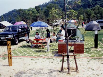 東かがわ市大池オートキャンプ場写真1