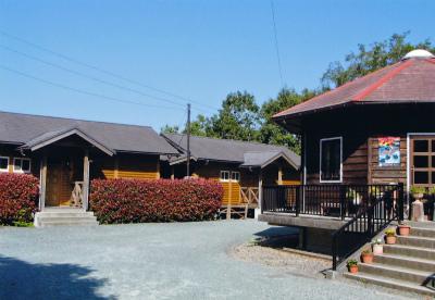 大洲家族旅行村オートキャンプ場写真1