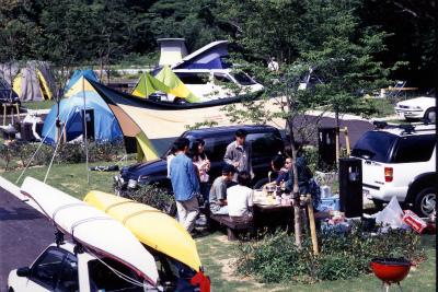 グリーンパークすのかわオートキャンプ場写真1