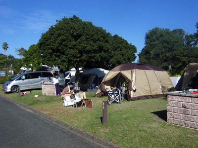 オートキャンプ場とまろっと写真2