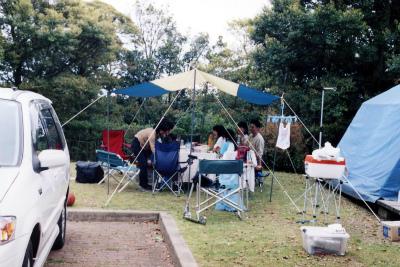 長崎県民の森キャンプ場写真1