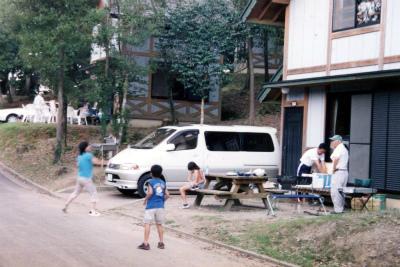 長崎県民の森キャンプ場写真2