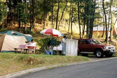 長崎県民の森キャンプ場写真4
