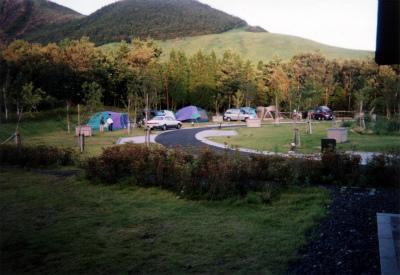 くじゅうやまなみキャンプ村写真1