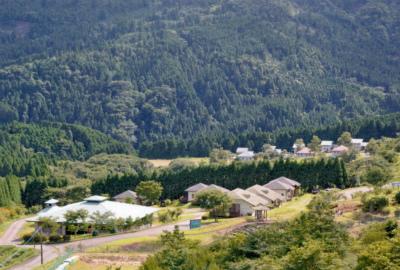 スノーピーク奥日田キャンプフィールド写真3