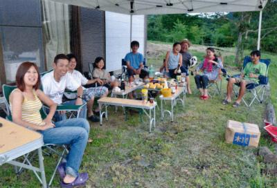 スノーピーク奥日田キャンプフィールド写真5