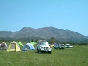 曽原湖キャンプ場写真1