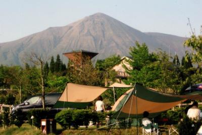 ひなもりオートキャンプ場写真1