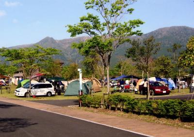 ひなもりオートキャンプ場写真3