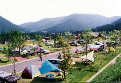 オートキャンプ森のかわなべ写真1