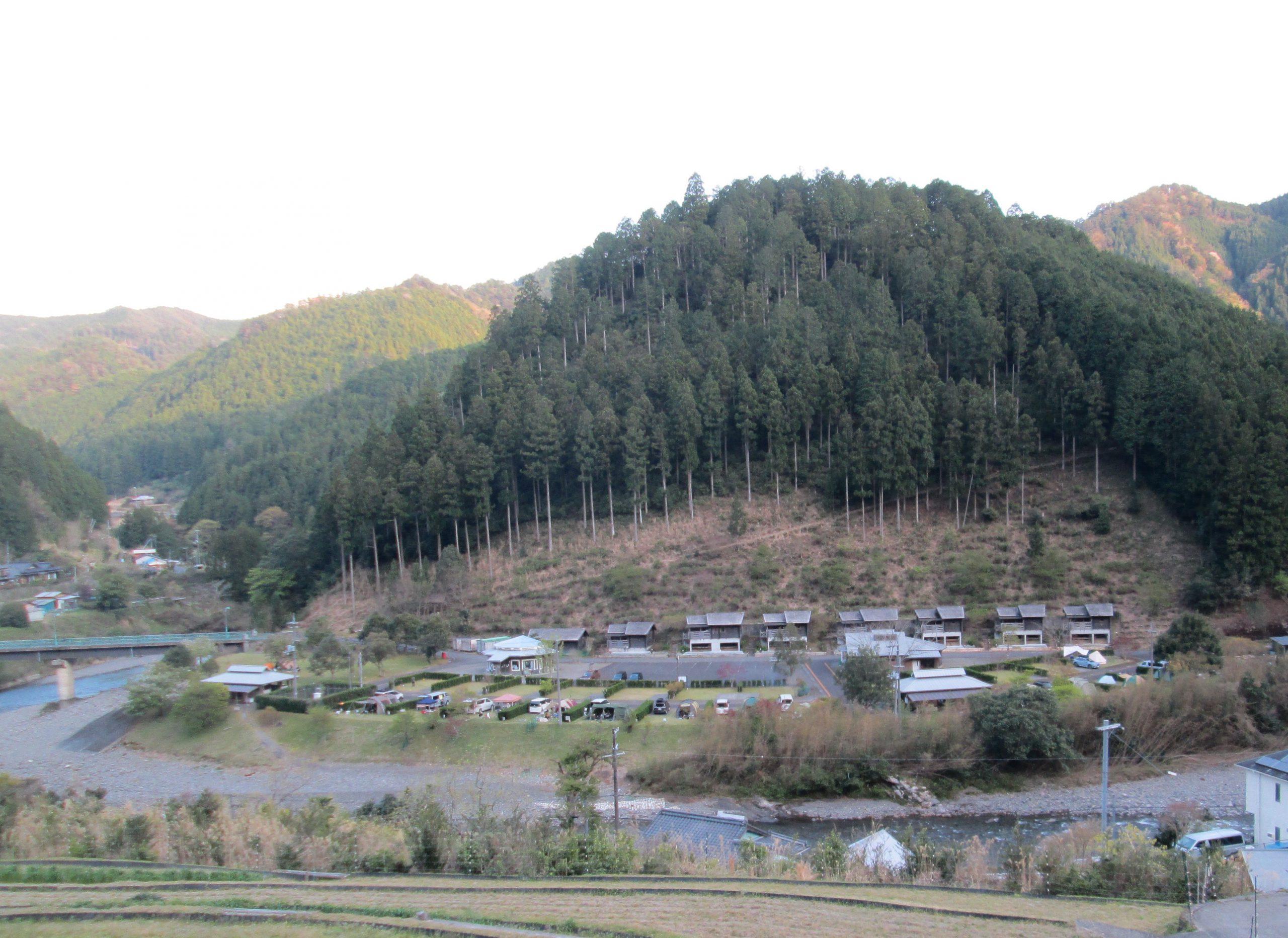 宮代オートキャンプ場(ふれあいの里龍神)写真1