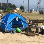 包ヶ浦キャンプ場写真3