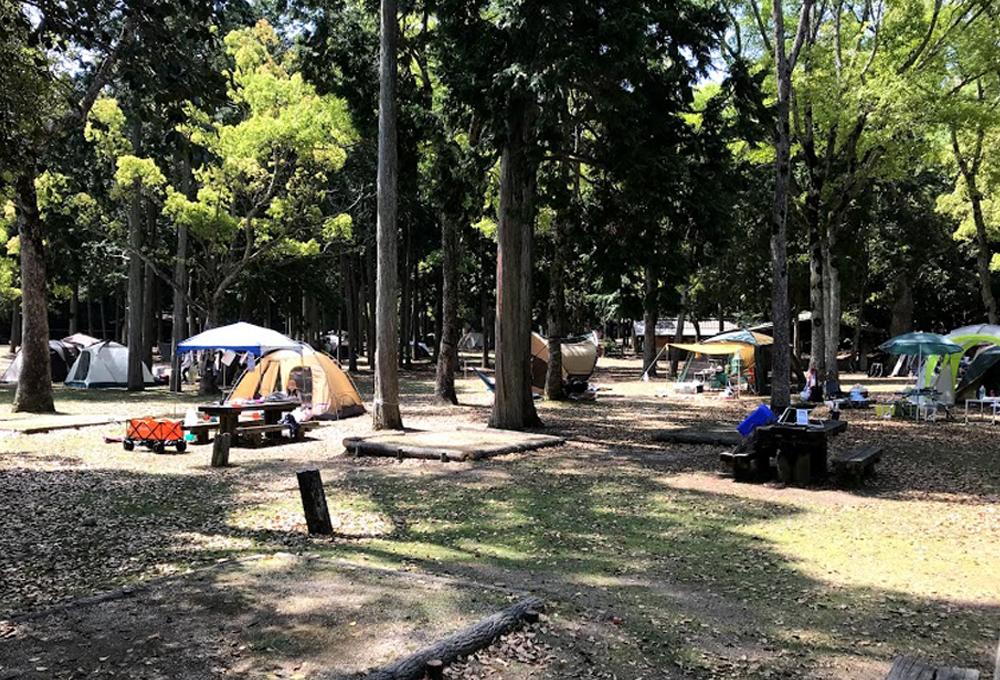 包ヶ浦キャンプ場写真1