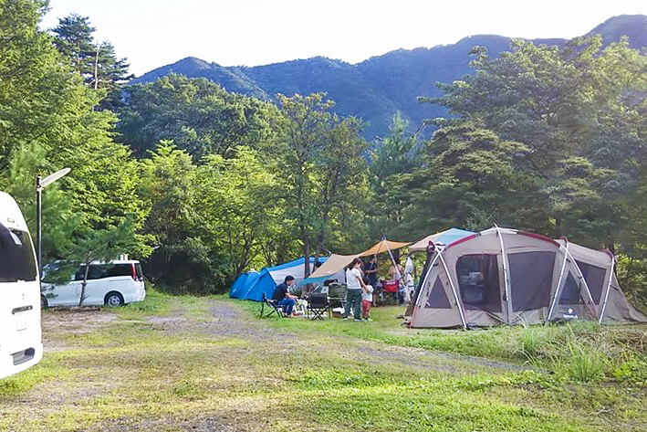 ミターラオートキャンプ場写真