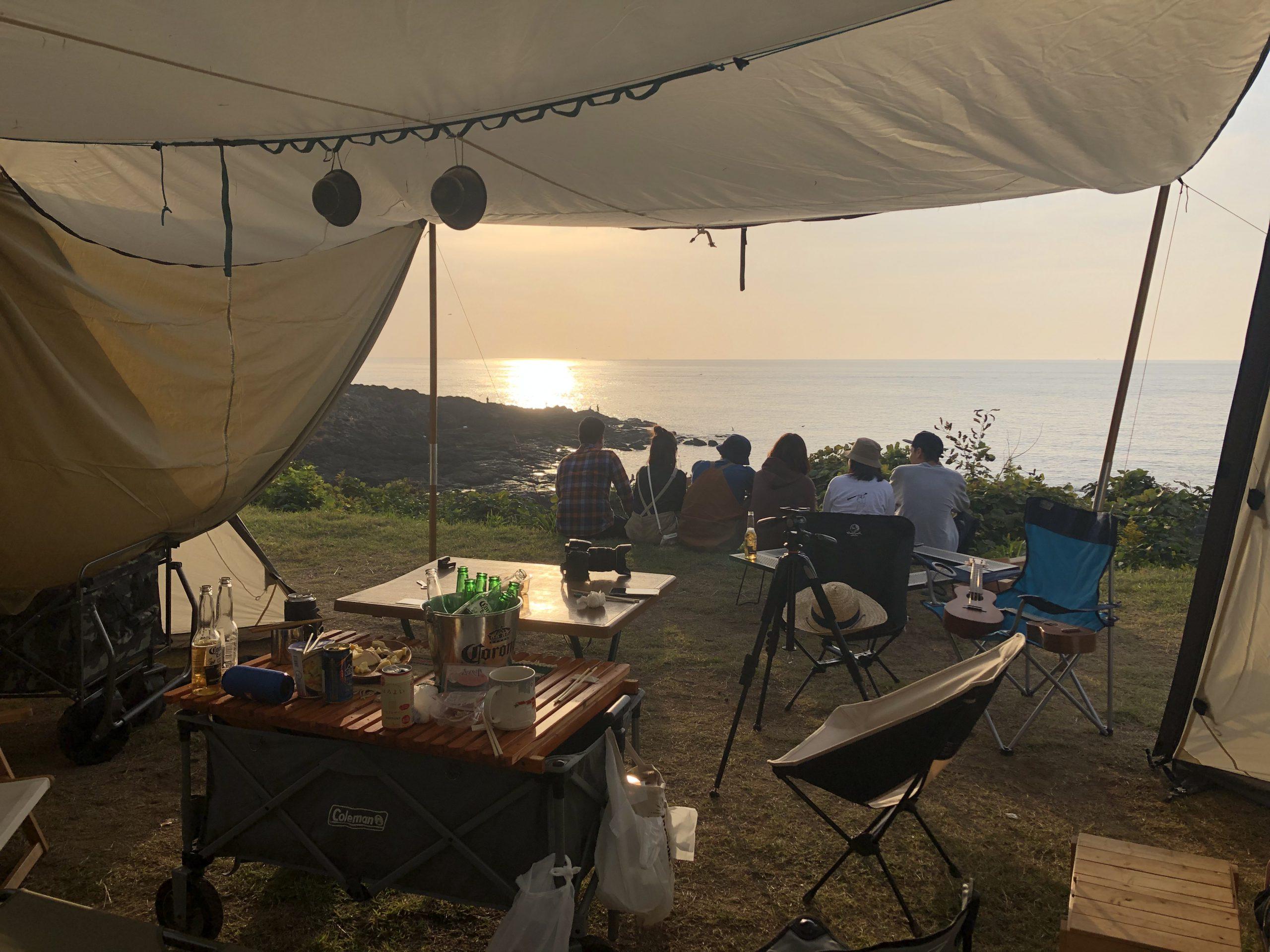 波戸岬キャンプ場写真3