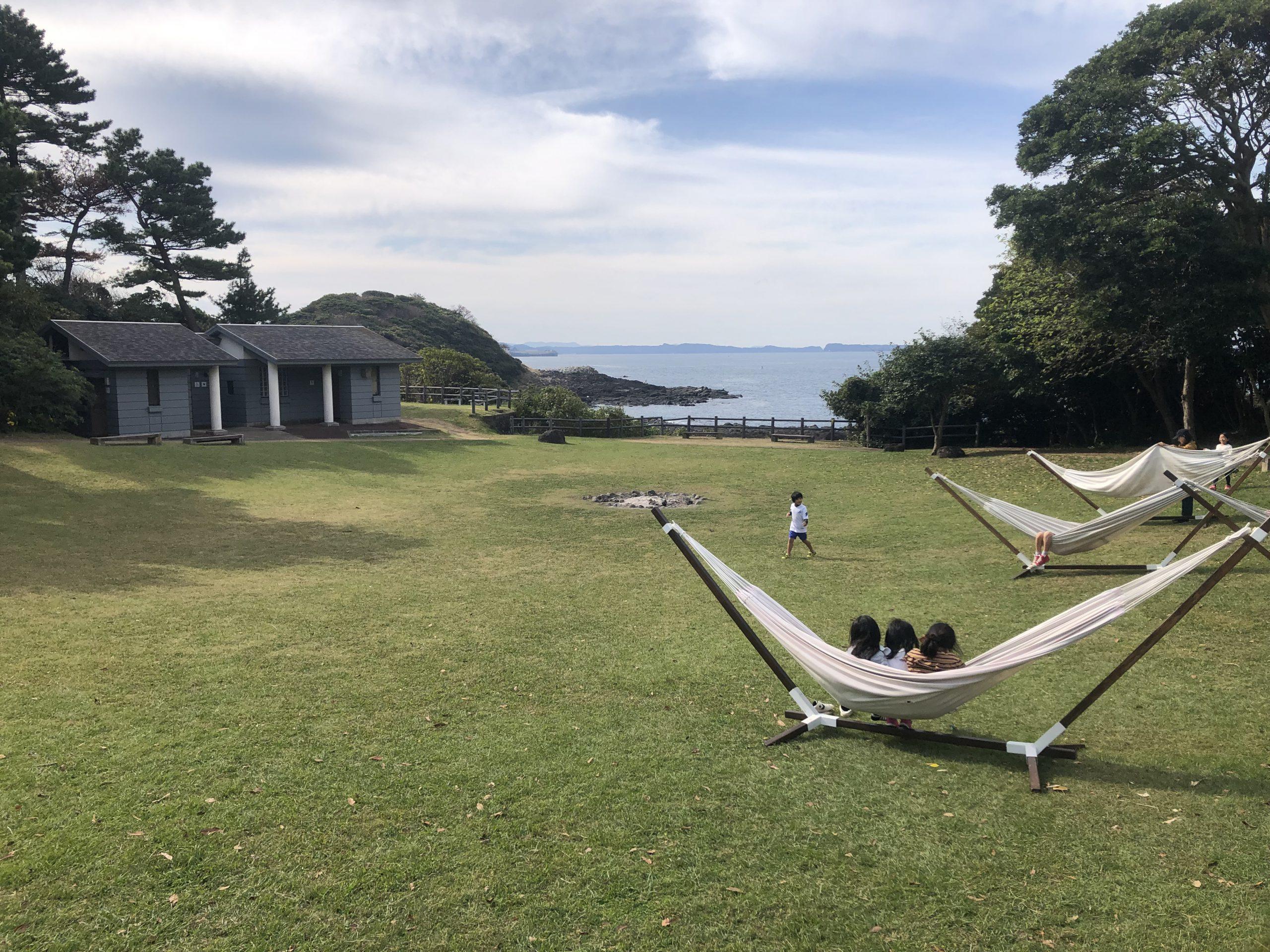 波戸岬キャンプ場写真5