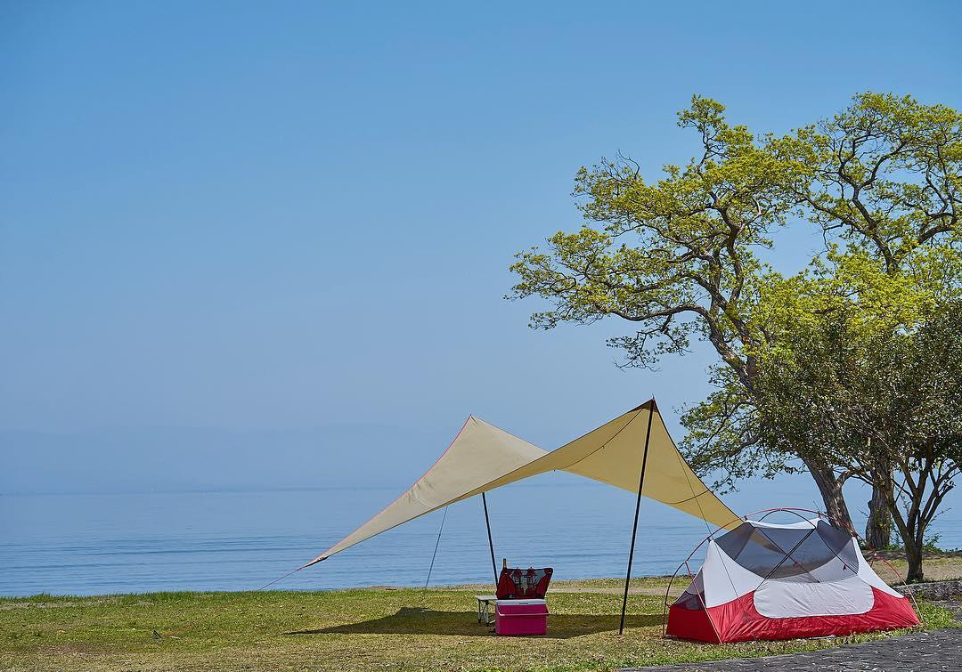 六ツ矢崎浜オートキャンプ場写真1