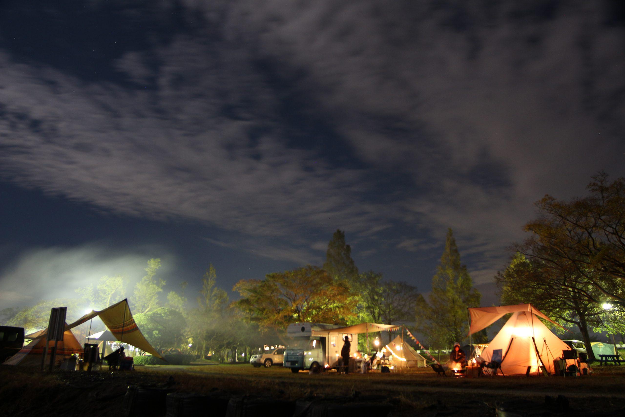 六ツ矢崎浜オートキャンプ場写真9