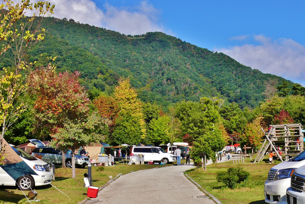 大佐山オートキャンプ場写真5