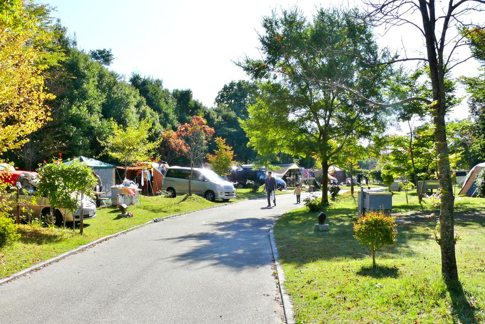 大佐山オートキャンプ場写真6