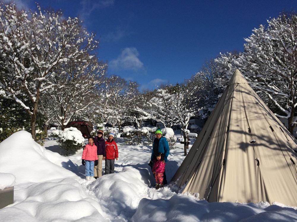 大佐山オートキャンプ場写真7