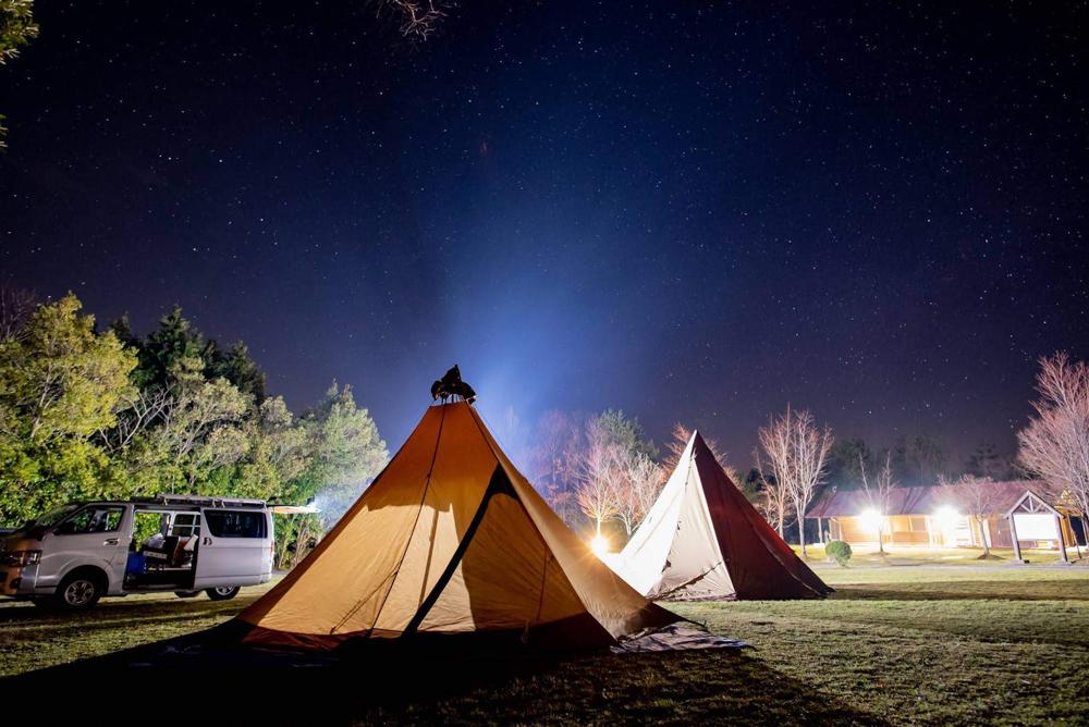 大佐山オートキャンプ場写真8