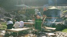 ふるさと村自然公園 せいなの森キャンプ場写真5