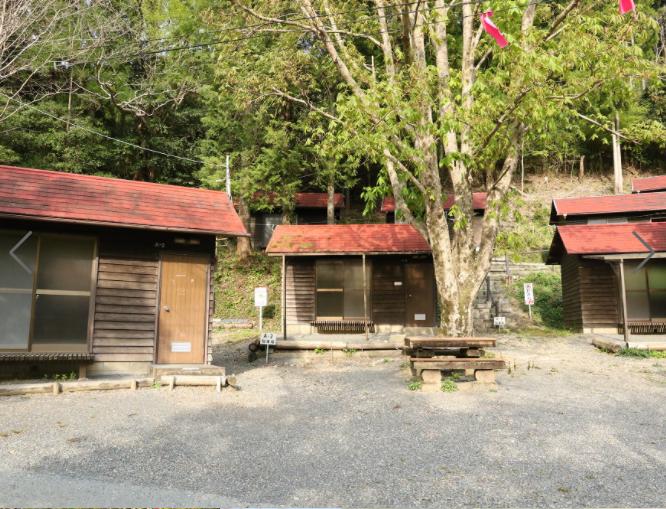 ならここの里居尻キャンプ場写真9