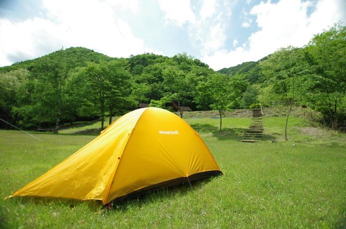 芦安キャンプサイトNo2写真2