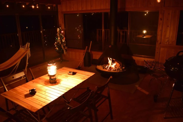 プライベートキャンプ場 響きの森写真3