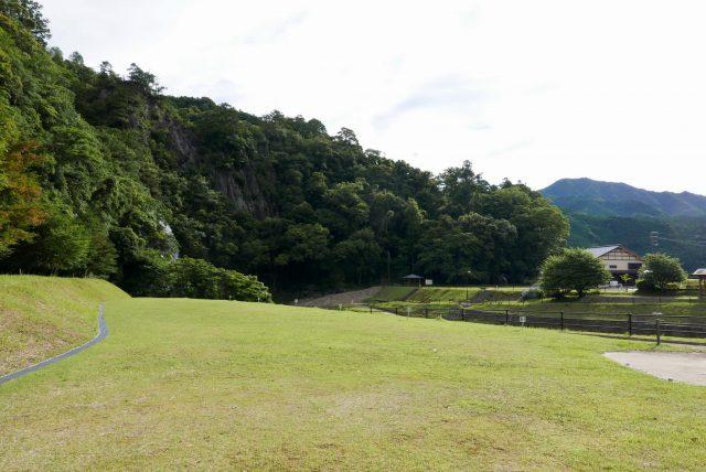 紀宝町飛雪の滝キャンプ場写真4