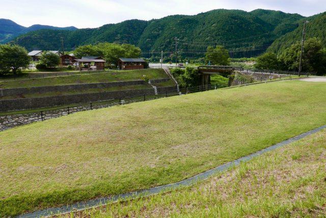 紀宝町飛雪の滝キャンプ場写真3