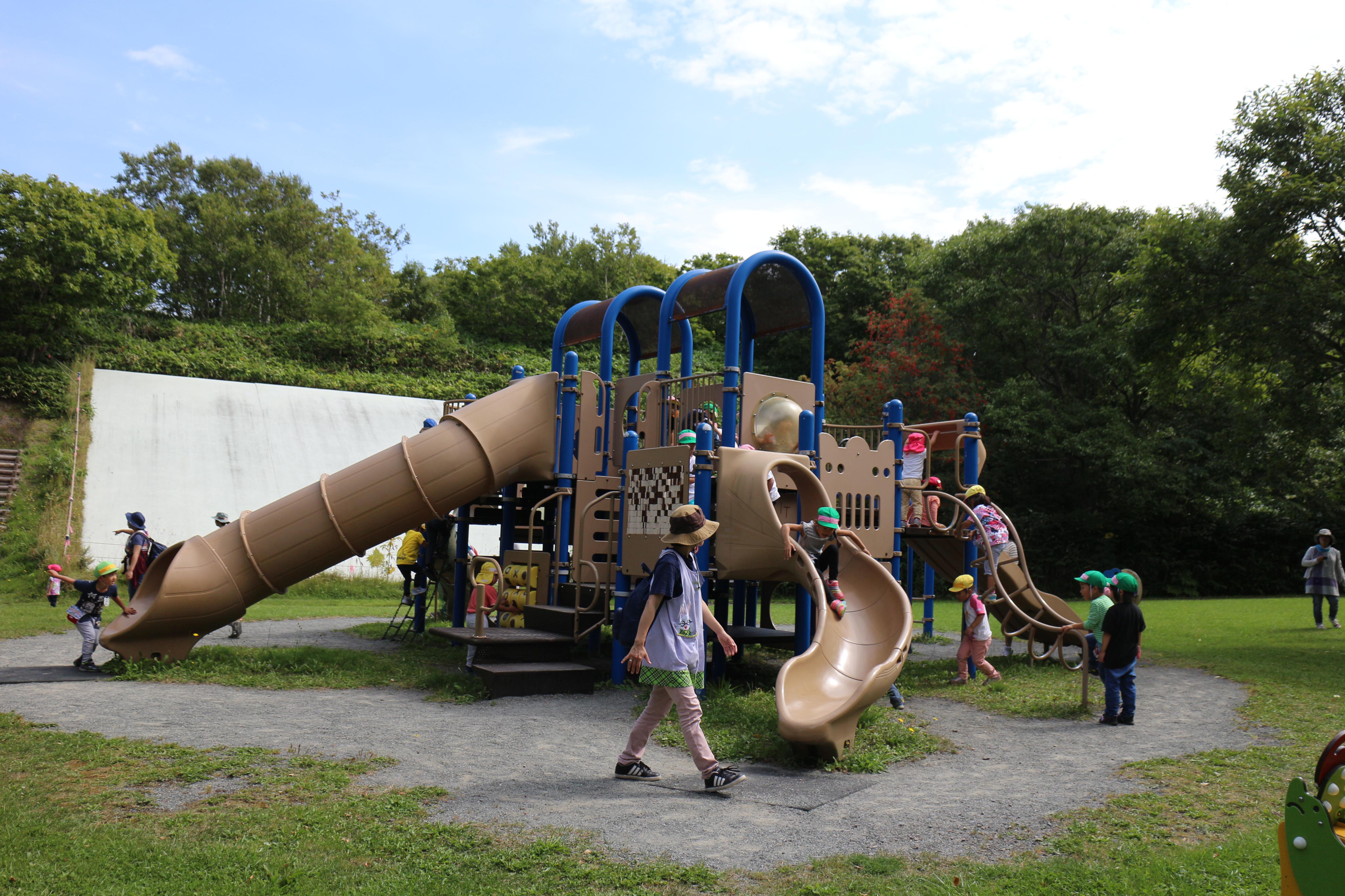 北海道立宗谷ふれあい公園オートキャンプ場写真7