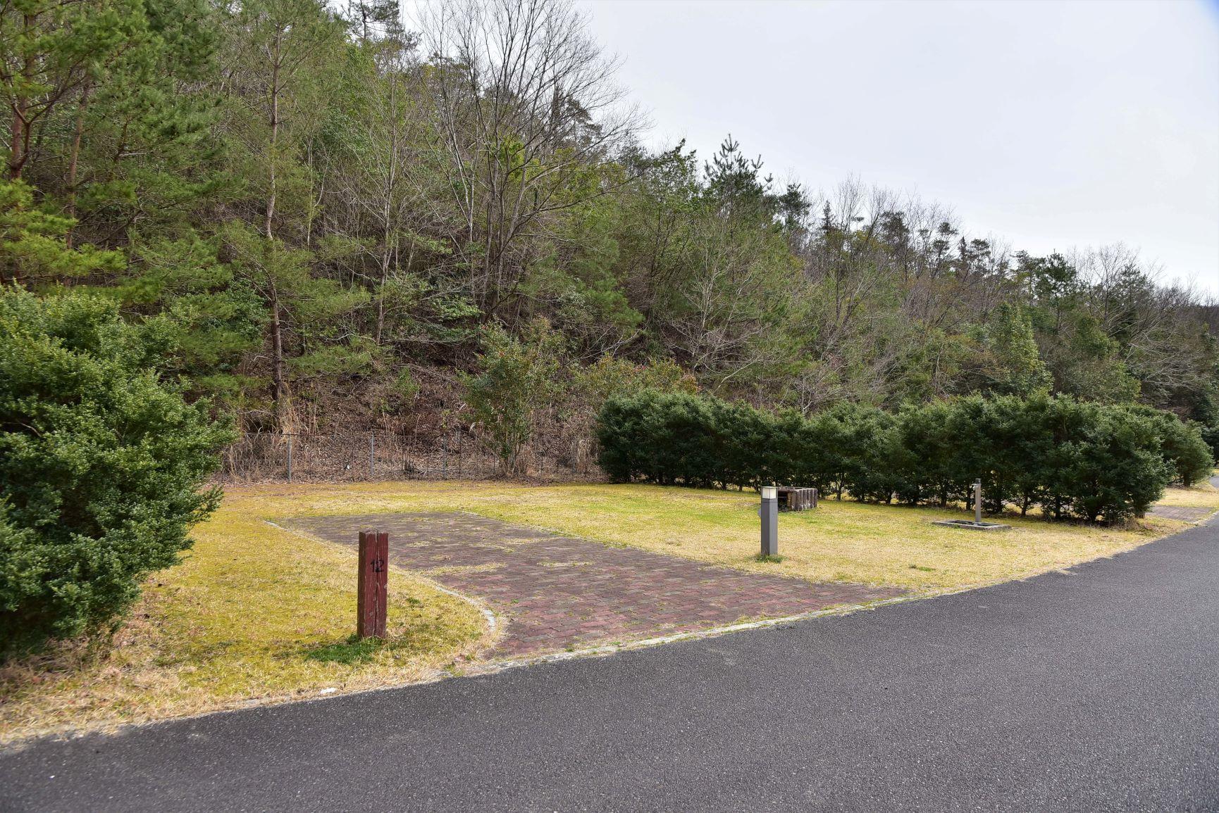 八田原グリーンパーク「芦田湖オートキャンプ場」写真3