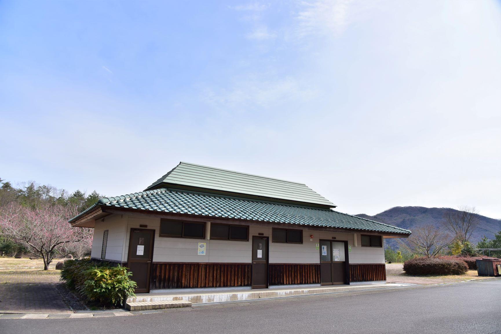八田原グリーンパーク「芦田湖オートキャンプ場」写真8